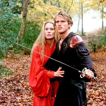 """Cary Elwes thinks of his """"Princess Bride"""" costars as actual family, and this is what it feels like when your heart melts"""