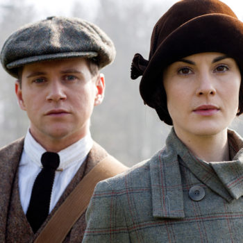 """Oh my Dowager — the Crawleys are coming stateside with a """"Downton Abbey"""" exhibit"""