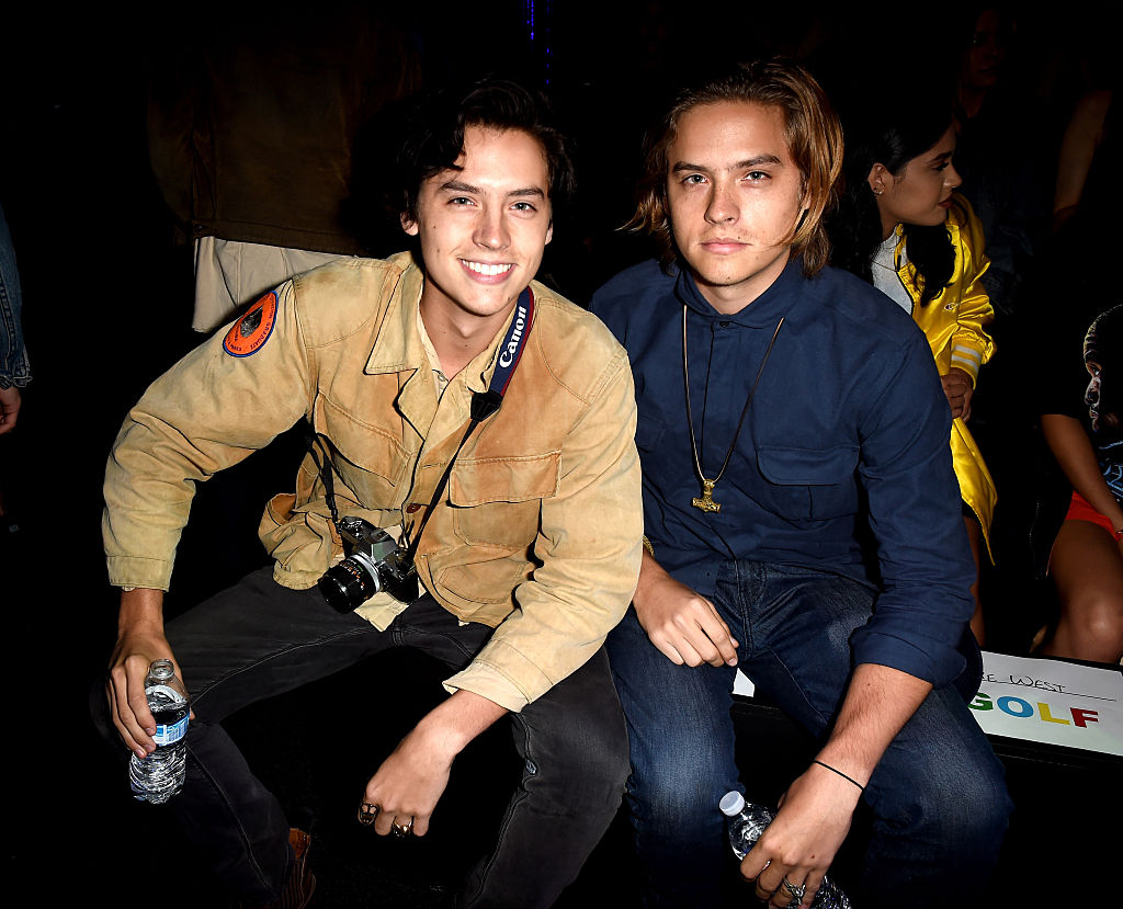 """Cole Sprouse doesn't want his brother to guest star on """"Riverdale,"""" and ouch"""