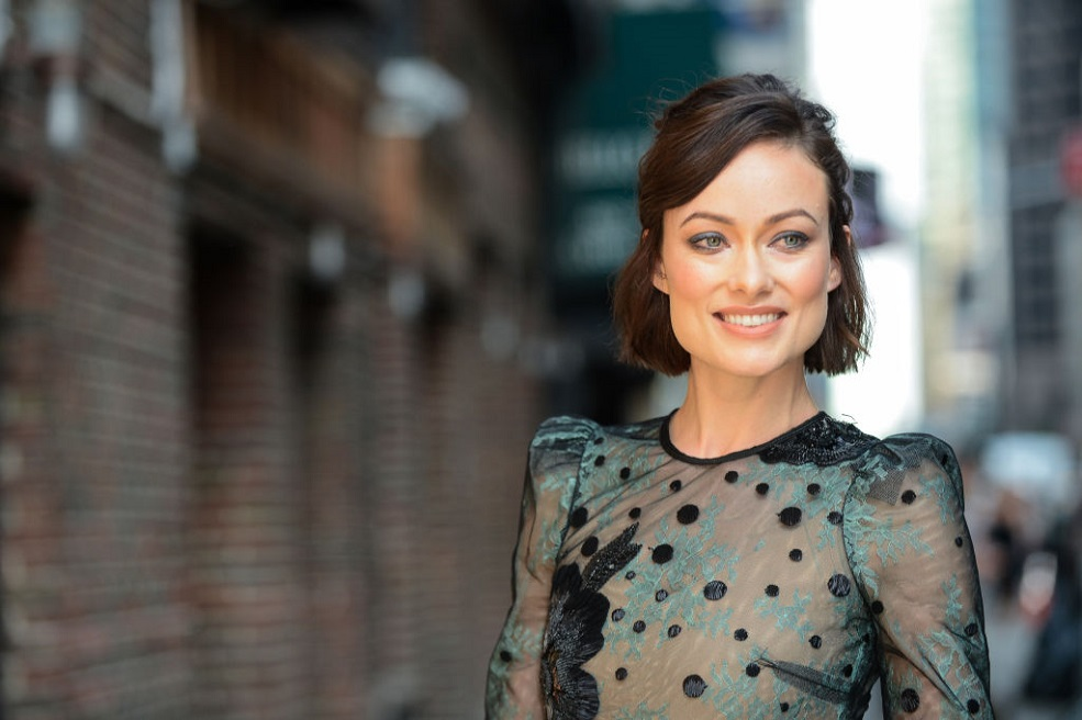 Olivia Wilde Is Getting Mom-Shamed For Kissing Her Son In This Instagram Photo -4513