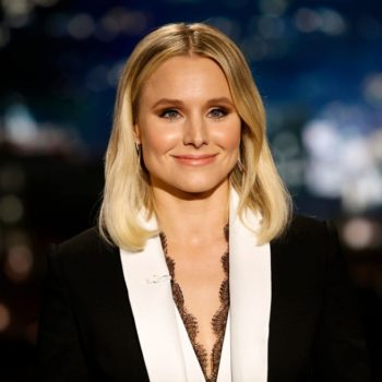 Kristen Bell makes sure her daughters take care of themselves with this genius trick