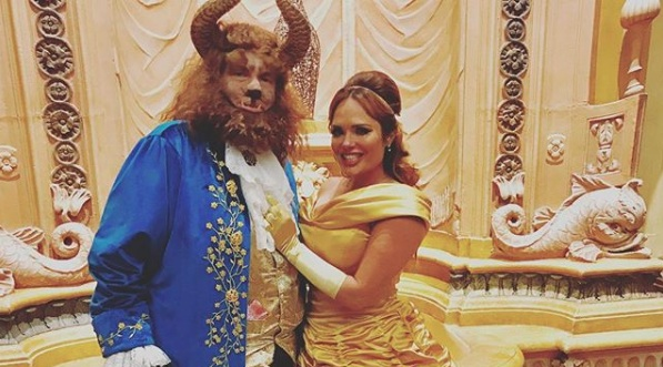 9 couples that make Halloween their relationship Super Bowl