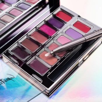 Urban Decay's new Metal Meets Matte lipstick palette will take you from work to girl's night out