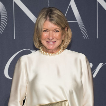 Martha Stewart always travels with her own hard-boiled eggs, just so you know