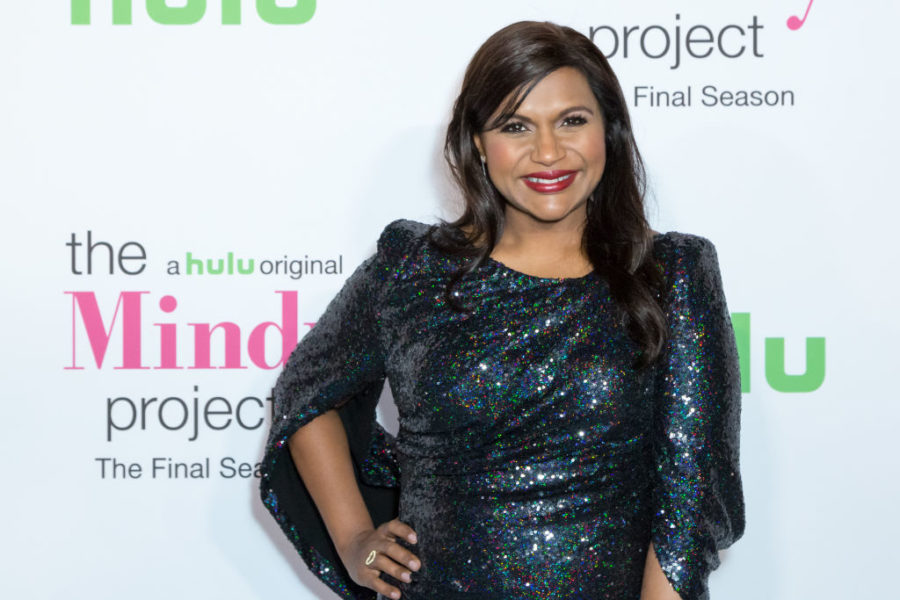 Mindy Kaling personally confirmed the sex of her baby