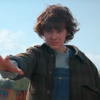 """Eleven is back and as badass as ever in the final trailer for """"Stranger Things"""""""