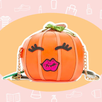 WANT/NEED: A glamorous pumpkin purse, and more stuff you'll want to buy