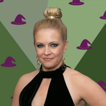 """Melissa Joan Hart says Halloween time was the best on set for """"Sabrina,"""" and we wouldn't have it any other way"""