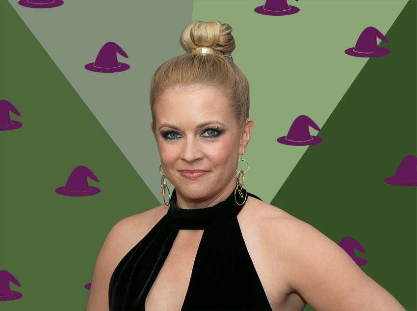 "Melissa Joan Hart gave us the ""Sabrina, the Teenage Witch"" interview of our Halloween dreams"