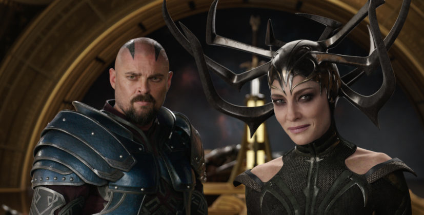 "Karl Urban can't stop gushing about ""Thor: Ragnarok"" costar Cate Blanchett, is all of us"