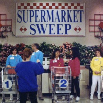 """Supermarket Sweep"" is coming back, and cross your fingers it will now take place in a Super Target"