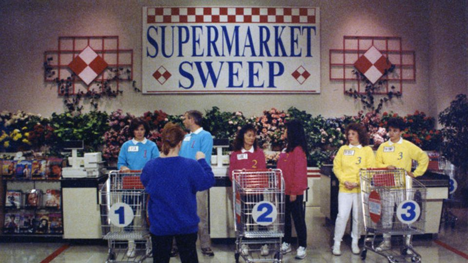 """""""Supermarket Sweep"""" is coming back, and cross your fingers it will now take place in a Super Target"""