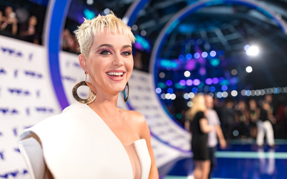 Katy Perry helped two fans get engaged during one of her shows
