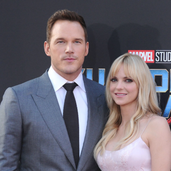 Anna Faris discusses how she left her first husband for Chris Pratt