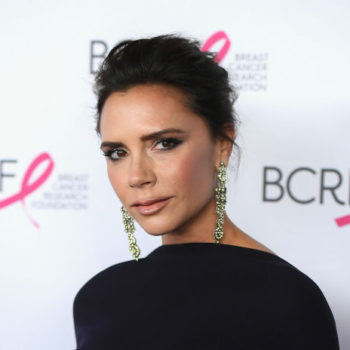 Victoria Beckham will not stop wearing this one pair of knee-high boots
