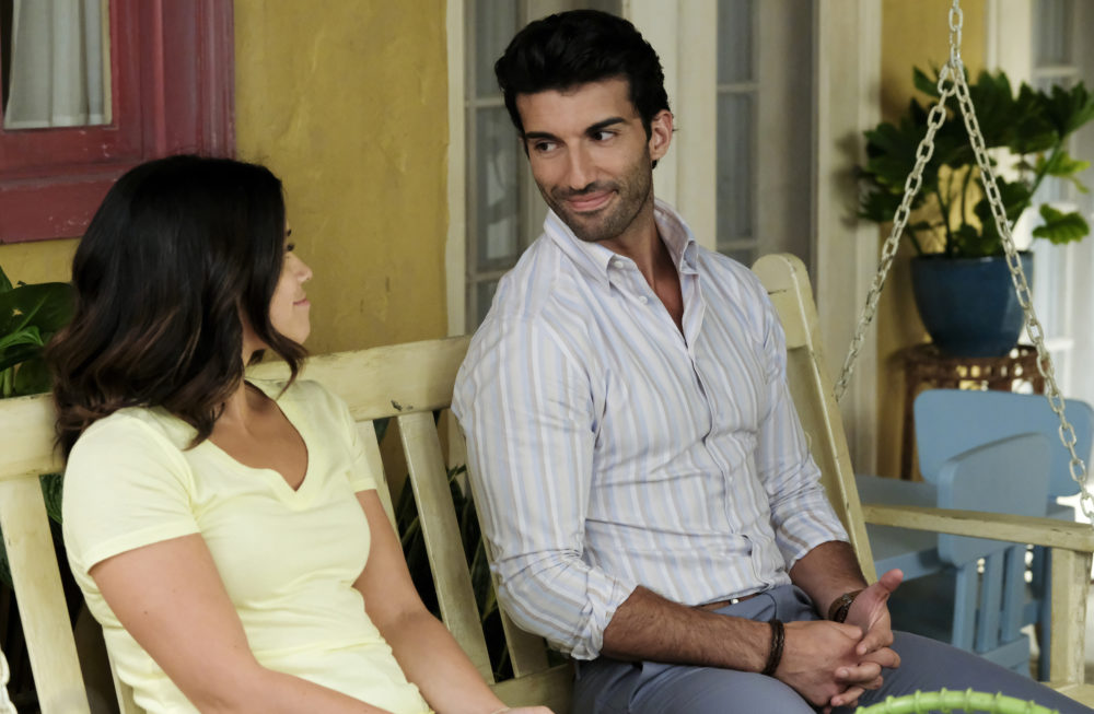 """Jane the Virgin"" Season 4 will explore the will-they-won't-they of Jane and Rafael in a *big* way"