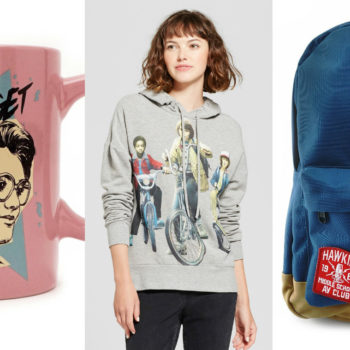 """Target is releasing an brand new """"Stranger Things"""" collection, and they're already all in our shopping cart"""