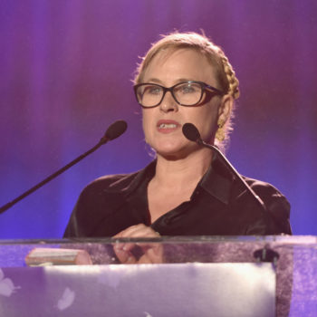 Patricia Arquette just shared a personal story demonstrating the difficult position women are in when it comes to workplace harassment