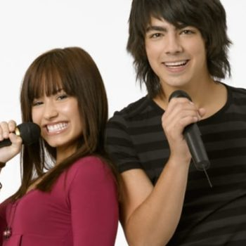 """Demi Lovato says she wasn't acting in """"Camp Rock,"""" because she really was falling in love with Joe Jonas"""