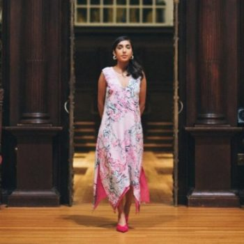 Instagram poet Rupi Kaur opened up about writing about domestic violence