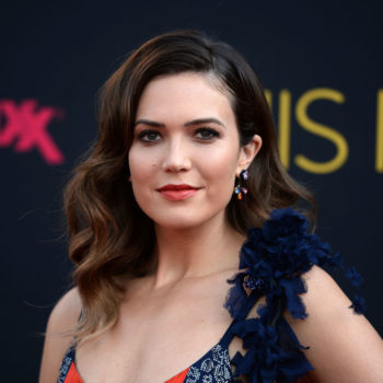 Mandy Moore clapped back at haters who said she uses Photoshop on her Instagram photos