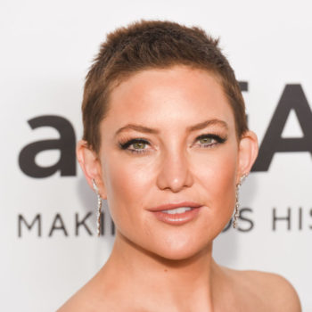 Kate Hudson had the best response when she was asked if her boyfriend likes her buzzcut