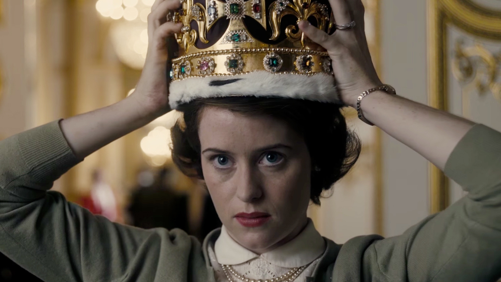 "Claire Foy says she ""had no idea"" that ""The Crown"" was so popular in the U.S."