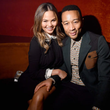 John Legend just serenaded Chrissy Teigen on Instagram, but she isn't having it