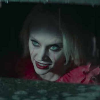 """Saturday Night Live"" took on ""It"" with Kellyanne Conway, and things got weird"