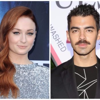 Sophie Turner and Joe Jonas are engaged, and her ring is GORGEOUS