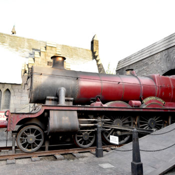 The Hogwarts Express just saved a family in real life
