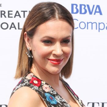 "Alyssa Milano launched the ""Me Too"" campaign to raise sexual assault awareness"