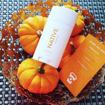 Native Deodorant's new Seasonal Pack is the perfect natural autumnal option