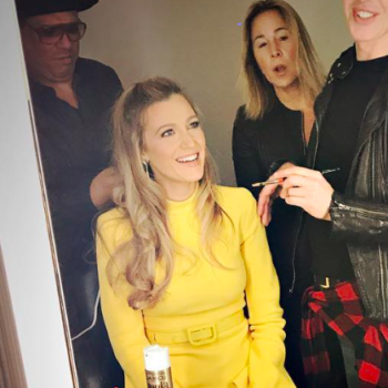 Blake Lively wore four outfits before lunch, is all of us when we can't decide what to wear