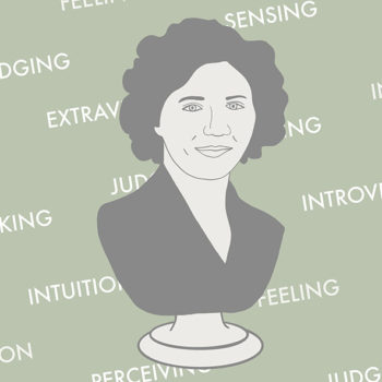 Happy birthday to Isabel Briggs Myers, co-creator of the Myers–Briggs personality test