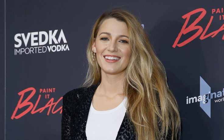 Blake Lively's '60s-inspired hairstyle is one for your inner go-go dancer