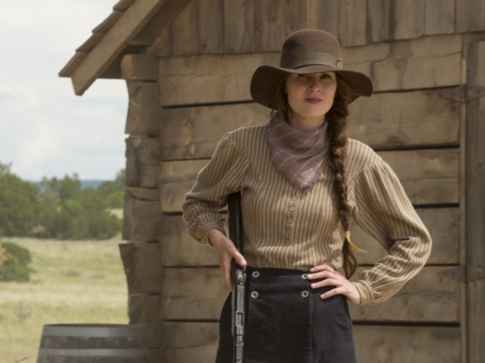 Netflix takes on the wild west in Godless teaser