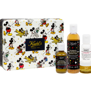 Kiehl's is teaming up with Disney on the cutest Mickey Mouse-inspired collection