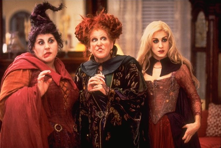 "We haven't spent nearly enough time talking about this one really messed up part of ""Hocus Pocus"""