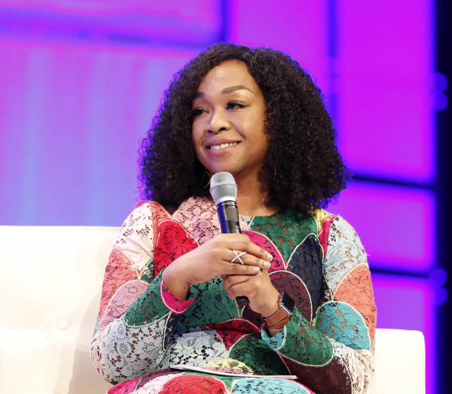 Shonda Rhimes has become the third Black woman to be inducted into the Television Hall of Fame