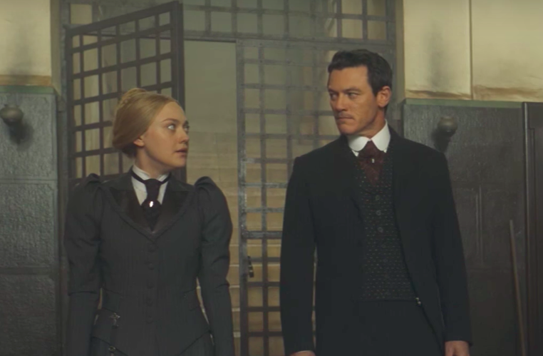 The trailer for Dakota Fanning's new TV show is here, and this is the gothic series of our nightmares