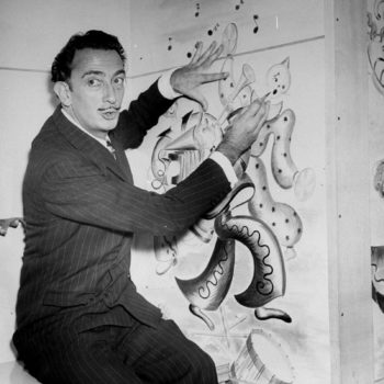 This new Dalí exhibit celebrates the long-term relationship between fashion and art