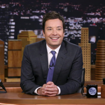 Jimmy Fallon worked with Ben & Jerry on a secret new flavor