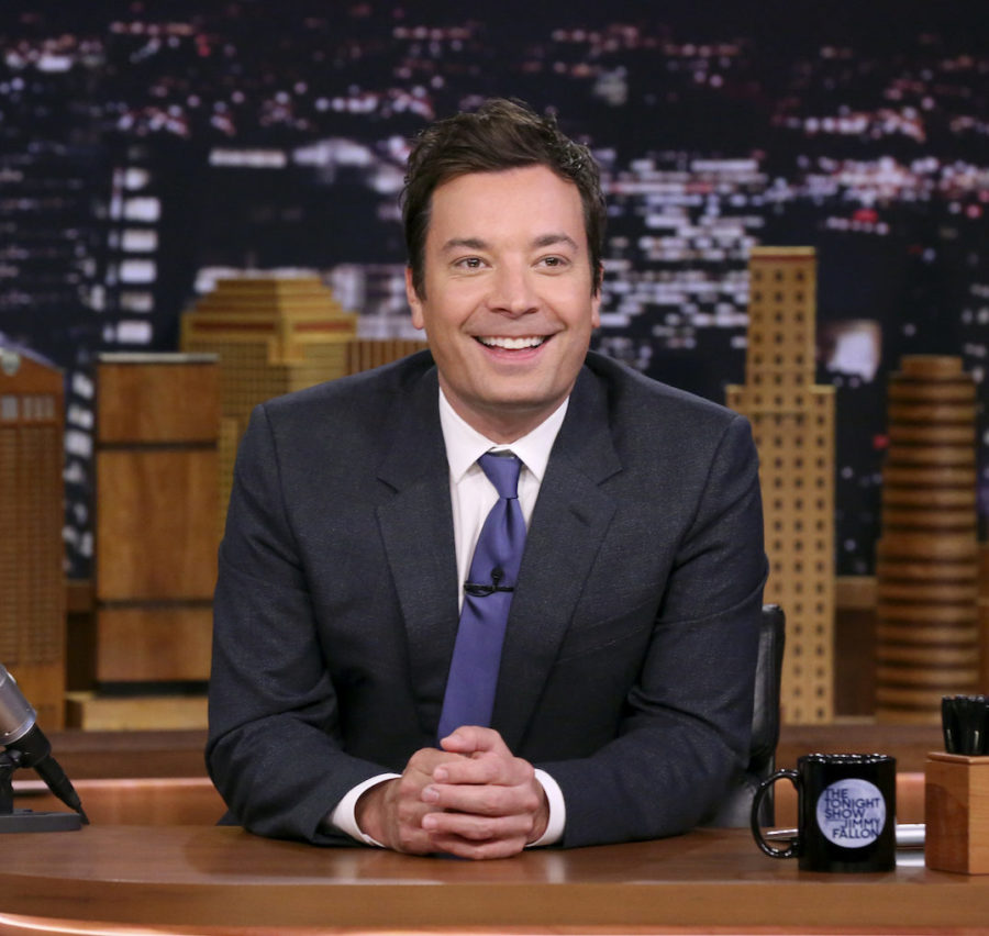 Jimmy Fallon worked with Ben & Jerry on their secret new flavor