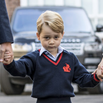 Prince William revealed Prince George's favorite movie — and it's royally perfect