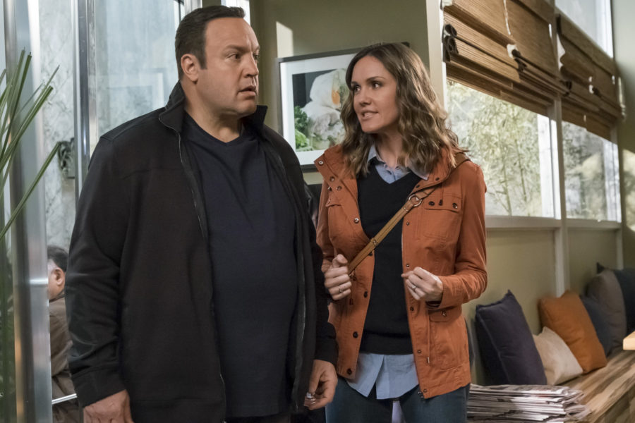 "Kevin James revealed why the writers killed off his wife on ""Kevin Can Wait"""