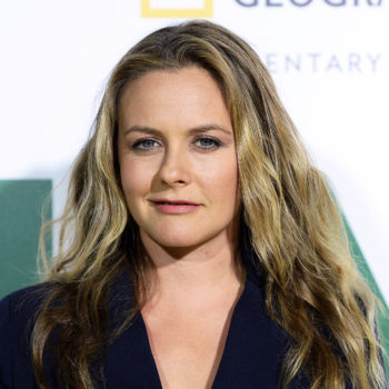 Alicia Silverstone is baring it all for a great cause on these nude PETA billboards