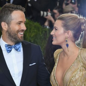 Blake Lively explained why being married to Ryan Reynolds makes sex scenes easier