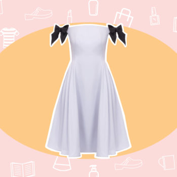 WANT/NEED: A darling dress with detachable bows, and more stuff you'll want to buy