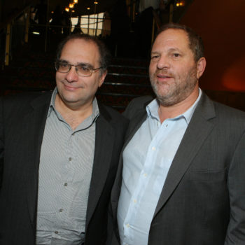 Harvey Weinstein's brother, Bob, has now been accused of sexual harassment